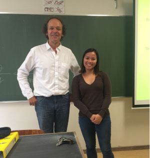 Ateneo researcher completes Advanced Master in Economics