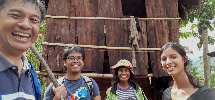 UCL researcher visits Mindanao